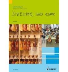 Streicher Sind Klasse/ Violín