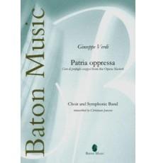 "Patria Oppressa from the Opera ""Macbeth"""