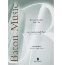 La Leyenda del Beso/ Full Score