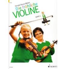 Die Fröhliche for Violin Vol. 3