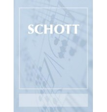Konzert E Dur/  Full Score