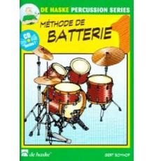 Méthode de Batterie Vol. 1   CD
