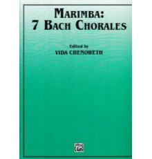 Marimba: 7 Bach Chorales