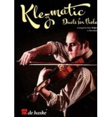 Klezmatic Duets for Violins