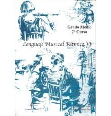 Lenguaje Musical Rítmico 6 Grado Medio