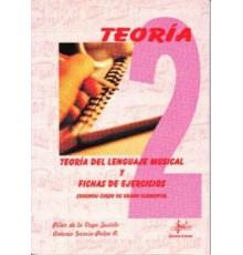 Teoría del Lenguaje Musical 2º y Fichas