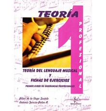 Teoría del Lenguaje Musical 1º Grado Pro