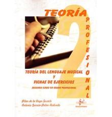 Teoría del Lenguaje Musical 2º Grado Pro