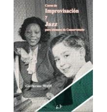Improvisación y Jazz Curso para Alumnos