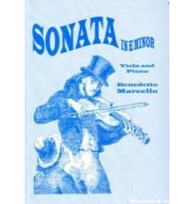 Sonate in E minor for Alto