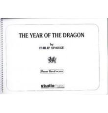 Year of the Dragon/Full Score (Brass Ban