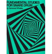 Fundamental Studies for Snare Drum