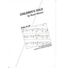 Children?s Solo