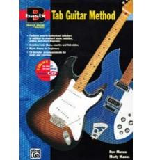 Basix. Tab Guitar Method 2   CD