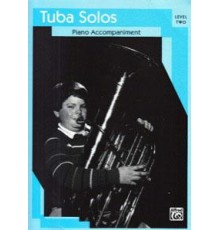 Tuba Solos Level.2 Piano Accompaniment