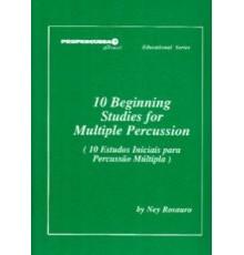 10 Beginning Studies for Multiple Percu