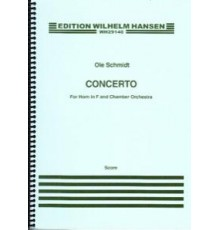 Concerto for Horn and Chamber Orchestra