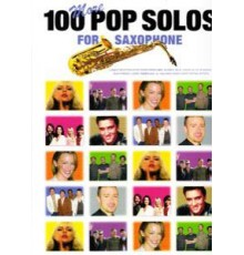 100 More Pop Solos for Saxophone