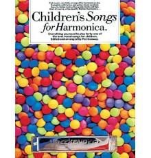 Children?s Songs for Harmonica