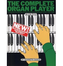 The Complete Organ Player. Book Five