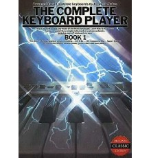 The Complete Keyboard Player. Book 1