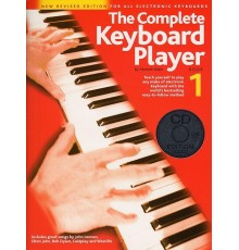 The Complete Keyboard Player Book 1  CD