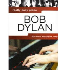 Really Easy Piano Bob Dylan