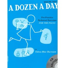 A Dozen a Day Book One: Primary   CD
