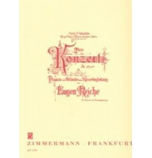 Konzert Nº 2 in A-Dur/ Red. Pno