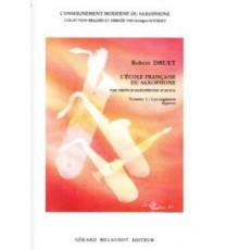L? Ecole Française du Saxophone Vol. 1
