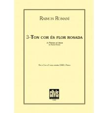 3 - Ton Cor És Flor Rosada (Mínimo 12