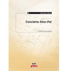Concierto Altur-Pal/ Red. Pno.