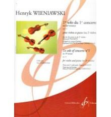 1er Solo du 1er Concerto Fa mineur Op. 1