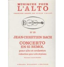 Concerto en Si Bemol/ Red.Pno.