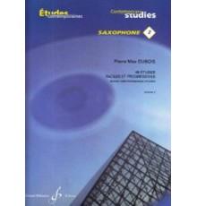 48 Etudes Faciles et Progressives Vol. 2