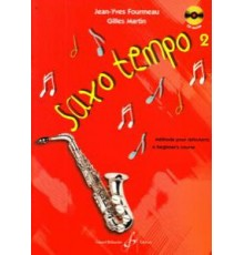 Saxo Tempo Vol. 2   CD