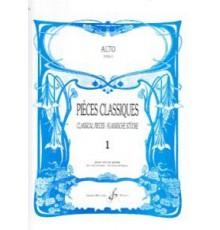 Pièces Classiques Vol. 1