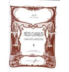 Pièces Classiques Vol.4