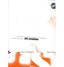 Easy Jazz Conception for Alto Sax   CD
