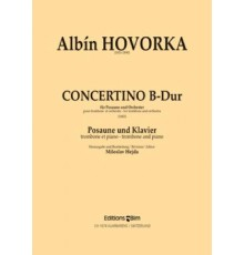 Concertino B-Dur/ Red. Pno.