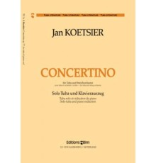 Concertino Op. 77/ Red. Pno.