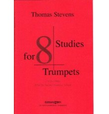 8 Studies for 8 Trumpets-51