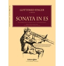Sonata in Es/ Red.Pno.