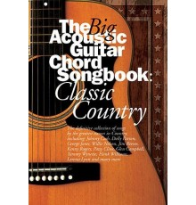 The Big Acoustic Guitar: Classic Country