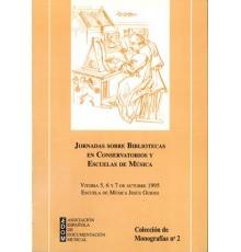 Jornadas Sobre Bibliotecas en Conservato