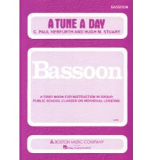 A Tune a Day Bassoon Vol. 1
