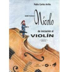 Método Nicolo de Iniciación al Violín