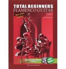 Total Beginners Flamenco Guitar Vol. 1
