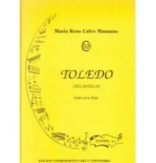 Toledo Suite Para Arpa