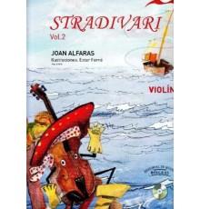 Stradivari Violín Vol. 2   CD
